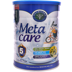 Sữa Metacare step 5 -900g