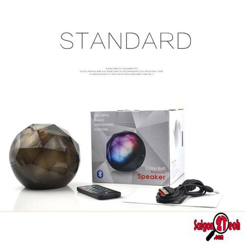 LOA BLUETOOTH COLOR BALL