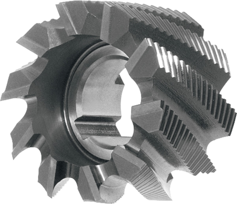 Roughing shell end mill HR 182750