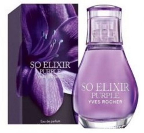 So Elixir Purple Yves Rocher 5ml