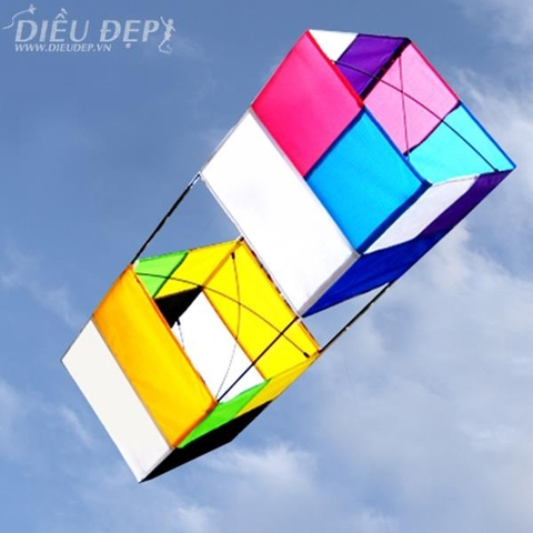 DIỀU 3D BOX KITE