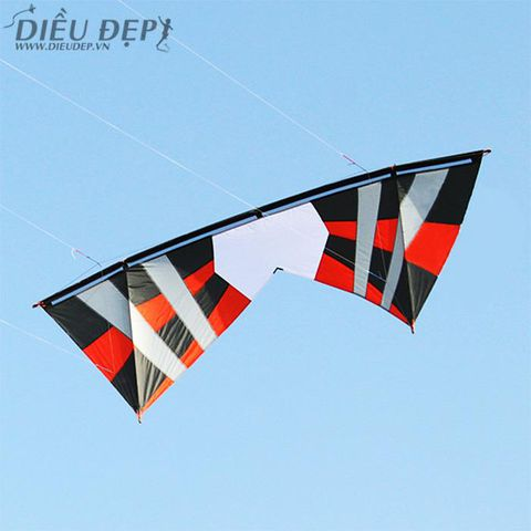 QUAD KITE - REV STANDARD WIND 2.4M