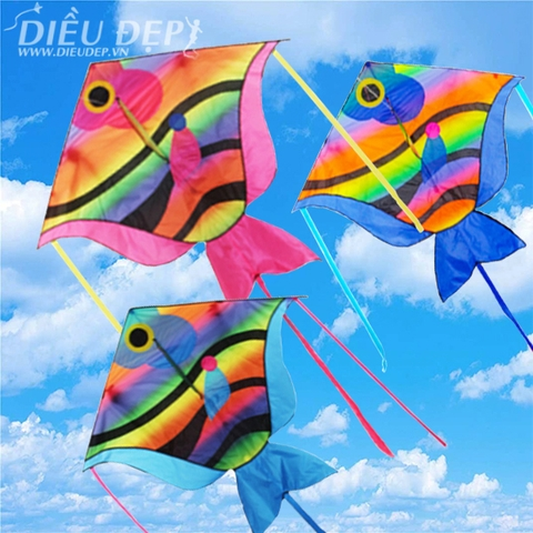 DIỀU COLOR FISH 1.45M