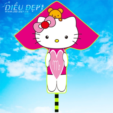 DIỀU HELLO KITTY