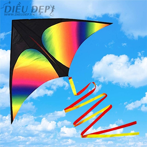 DIỀU DELTA KID - BLACK ARROW 1.5M