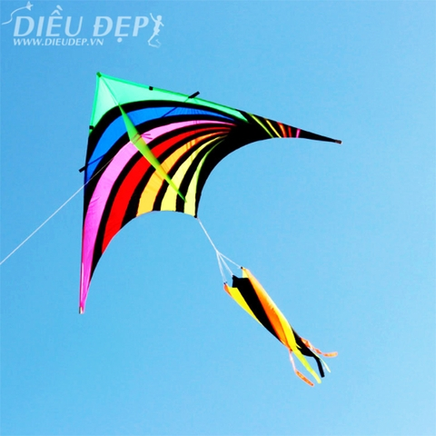 DIỀU DELTA - SKY COLOR CARBON - 2M8