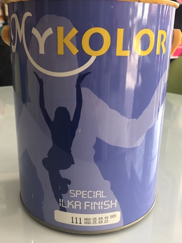Sơn MYKOLOR SPECIAL ILKA FINISH
