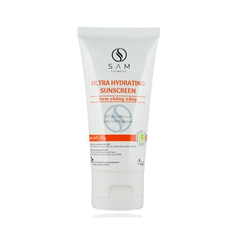 Kem chống nắng: SAM COSMETIC ULTRA HYDRATING SUNSCREEN 50GR