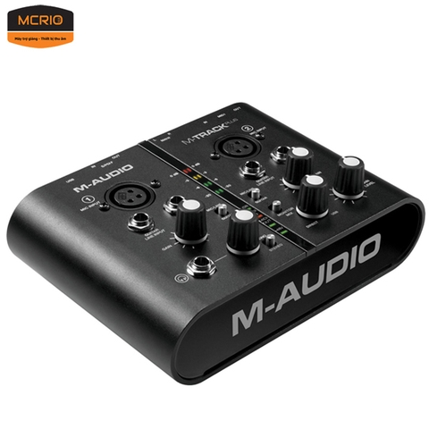 Sound Card USB M-Audio M-Track Plush