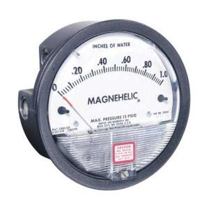 Đồng hồ đo chênh áp - Magnehelic Differential Pressure Gages