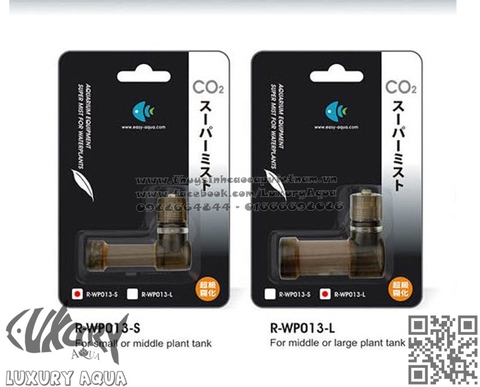 Sủi CO2 Easy Aqua R-WP013-L