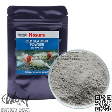 Vi sinh Mosura Old Sea Mud Powder
