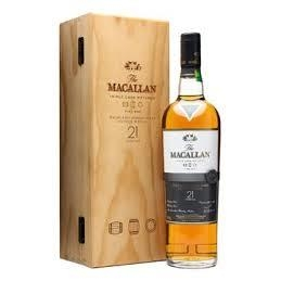 Rượu Macallan 21 Year 0.7L