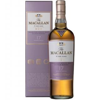 Rượu Macallan 17 Years 0.7L