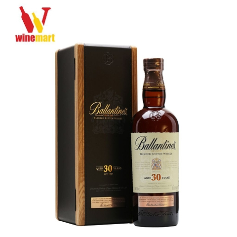 Rượu Ballantines 30 Years 0.7L