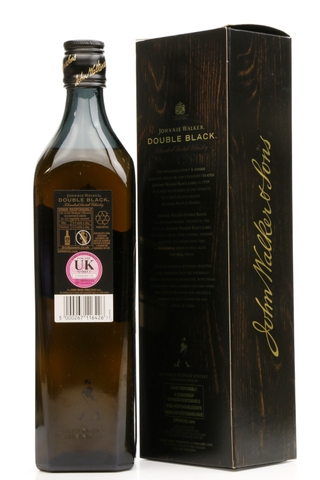 Rượu Double Black UK 0.7L