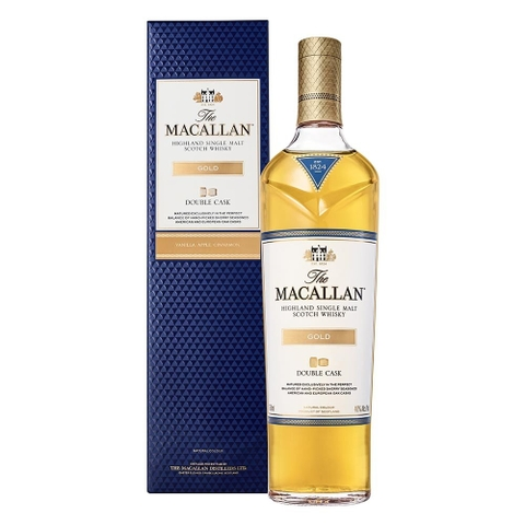 Rượu Macallan Gold UK-0.7L