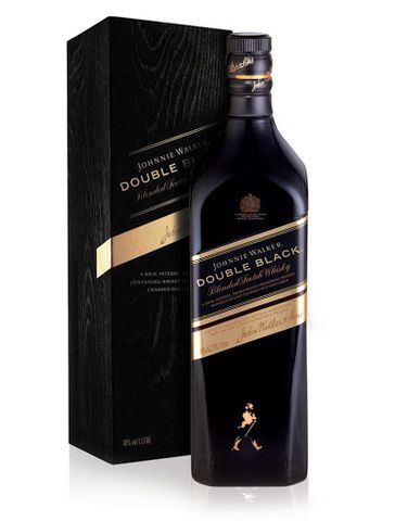 Rượu JOHNNIE WALKER DOUBLE BLACK Nhật 0.7L
