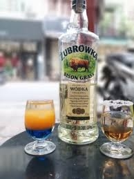 Vodka Co Balan Zubrowka 0.7L