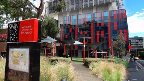 Swinburne University of Technology, Úc