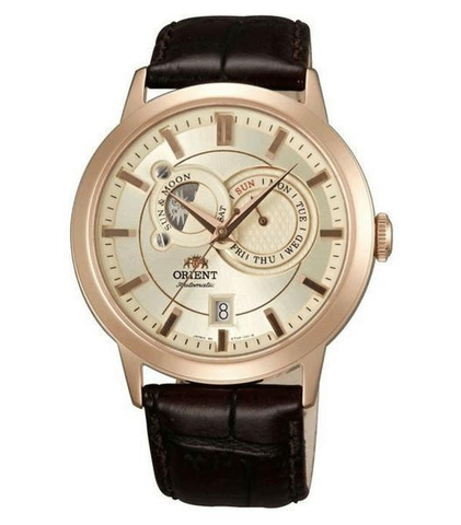 Đồng Hồ Nam Orient Sun and Moon gen 1 FET0P001W0 Automatic Size 42 mm