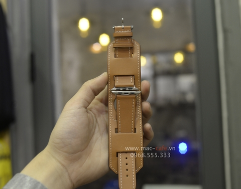 Dây Da Hermes 2in1 cho Apple Watch