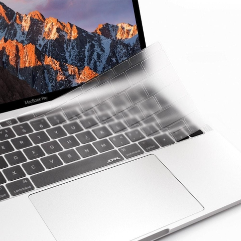 Phủ phím JCPAL FitSkin Macbook Pro Non Touch Bar