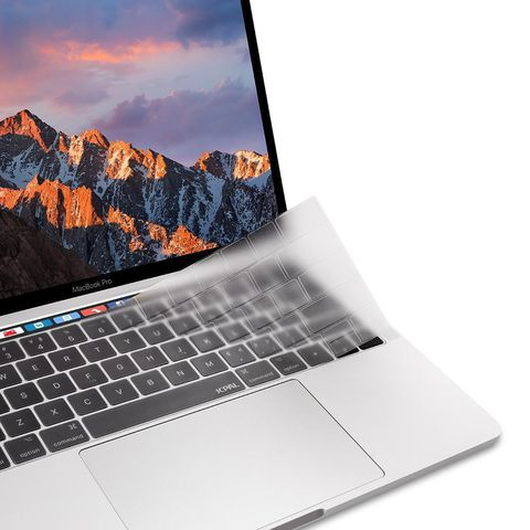 Phủ phím COTEETCI Ultra Slim cho Macbook Pro/Air 2018