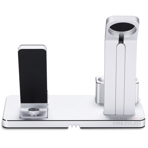 Dock sạc 3in1 cho Apple Wach/ iPhone/ AirPods