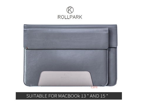 Cặp da RollPark cho Macbook