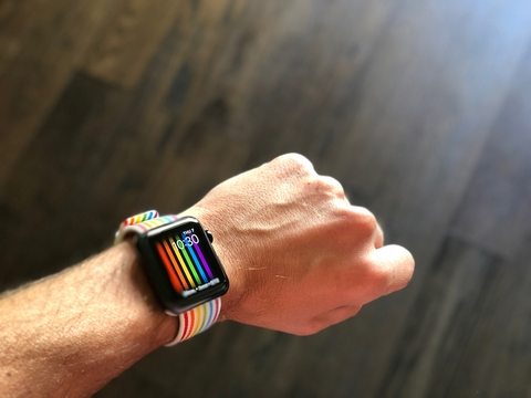 Dây Apple Watch Woven Nylon - Coteetci
