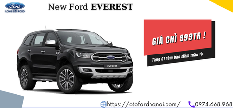 EVEREST TITANIUM 2.0L 4X2 AT