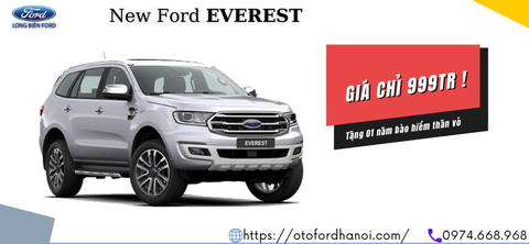 EVEREST TREND 2.0L 4X2 AT