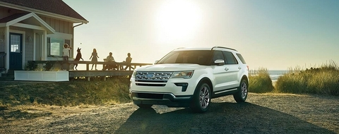 EXPLORER 2.3L ECOBOOST 4WD AT