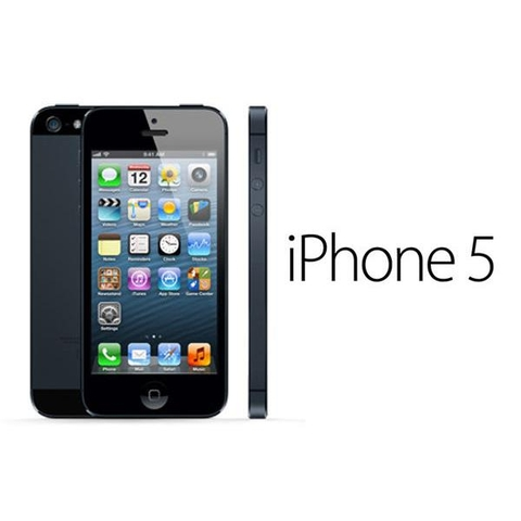 IPHONE 5 16G ĐEN
