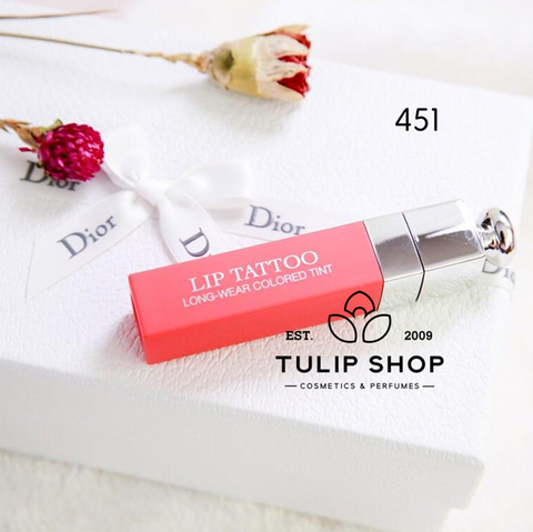 SON DIOR ADDICT LIP TATTOO