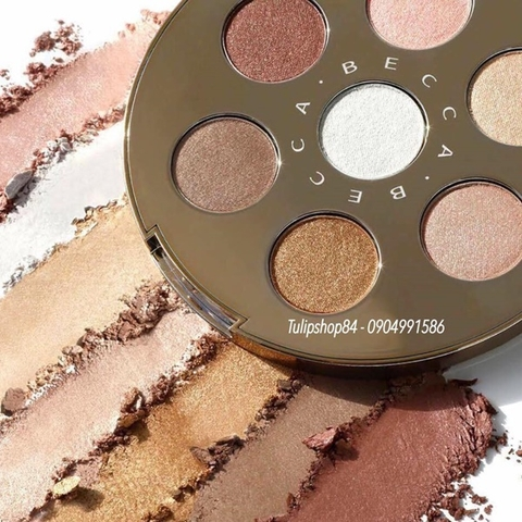 PHẤN MẮT BECCA EYE LIGHTS PALETTE