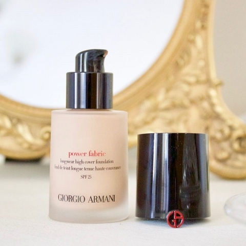 KEM NỀN GIORGIO ARMANI POWER FABRIC FOUNDATION