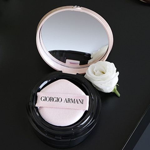 CUSHION GIORGIO ARMANI TONE UP