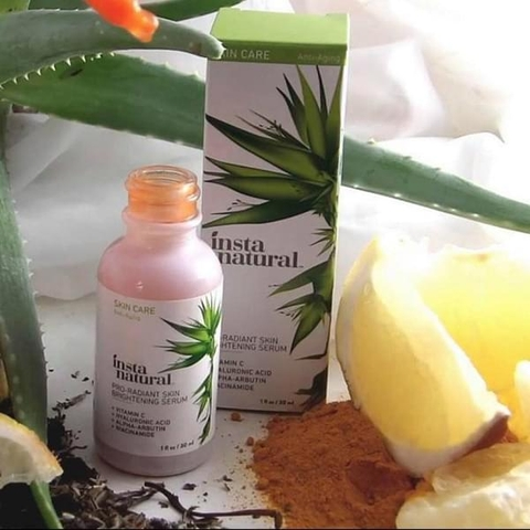 SERUM INSTA NATURAL PRO-RADIANT SKIN BRIGHTENING