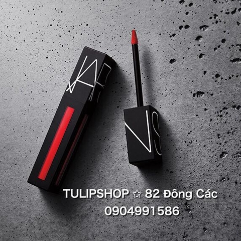 SON NARS POWER MATTE LIP PIGMENT