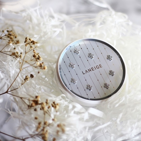 LANEIGE CUSHION LIMITED EDITION with CRYSTALS FROM SWAROVSKI