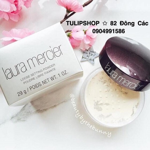 PHẤN BỘT LAURA MERCIER TRANSLUCENT LOOSE SETTING POWDER