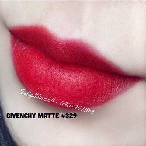 SON GIVENCHY LE ROUGE MAT