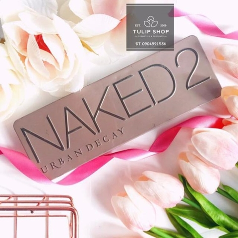 PHẤN MẮT URBAN DECAY NAKED 2