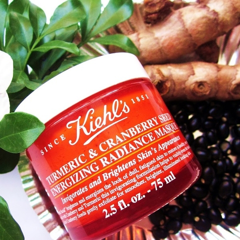 MẶT NẠ KIEHL TUMERIC & CRANBERRY SEED ENERGIZING MASQUE