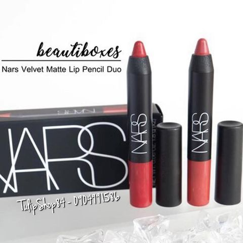 SON NARS VELVET LIP PENCIL