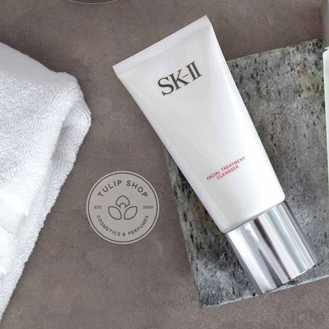 SỮA RỬA MẶT SK2 FACIAL TREATMENT CLEANSER