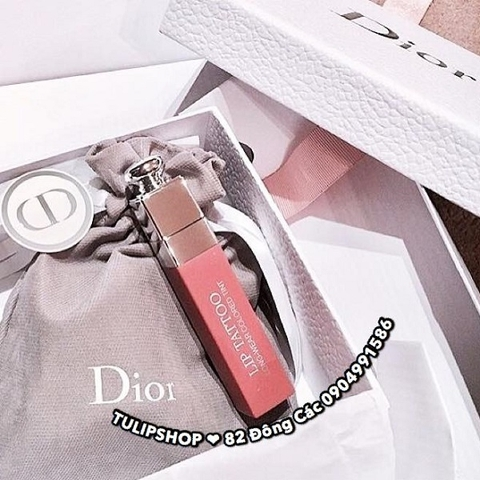 SON DIOR LIP TATTOO