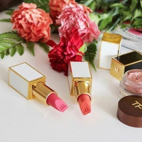 SON TOM FORD VỎ TRẮNG ULTRA RICH LIP COLOR